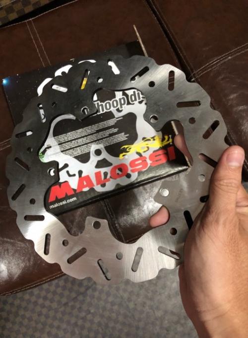 Đĩa Malossi 200 cho Sprint Vespa chính hãng 001